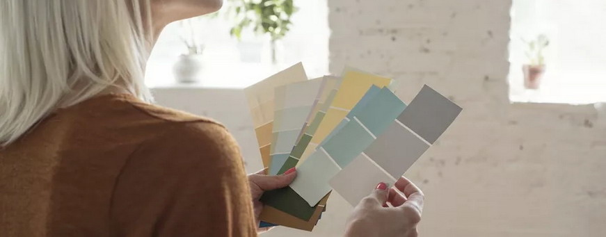Виды красок для внутренних работ