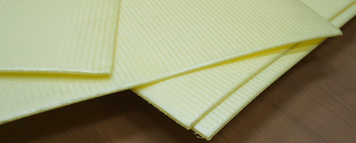 Подложка под ламинат листовая (экструдированный пенополистирол) IsoPolin