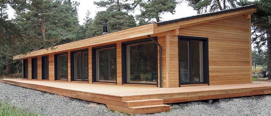 Как обработать деревянный дом снаружи